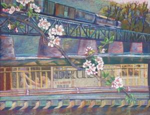 Trellis Blossom