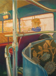 Routemaster Cafe 24 x 18